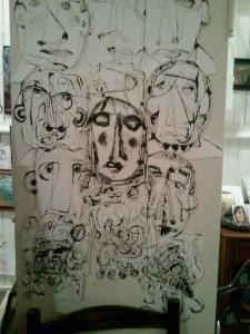 More faces by Dan N.